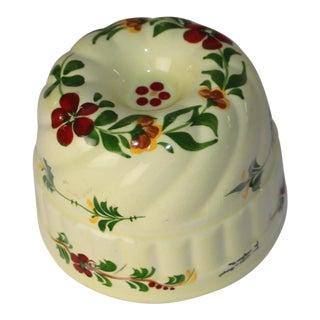 Traditional Cake Mold Decor