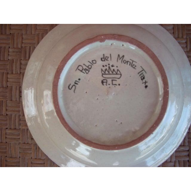 Vintage Mexican Talavera Bowl - Image 4 of 4