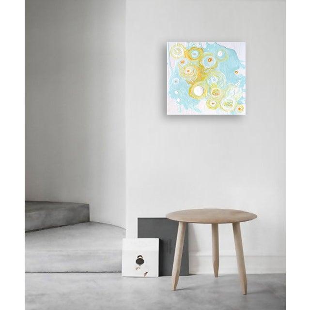 'Quark' Original Abstract Painting - Image 2 of 6