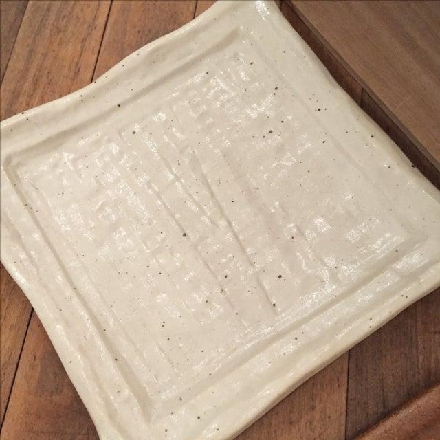 Image of Vintage Japanese Plate Set