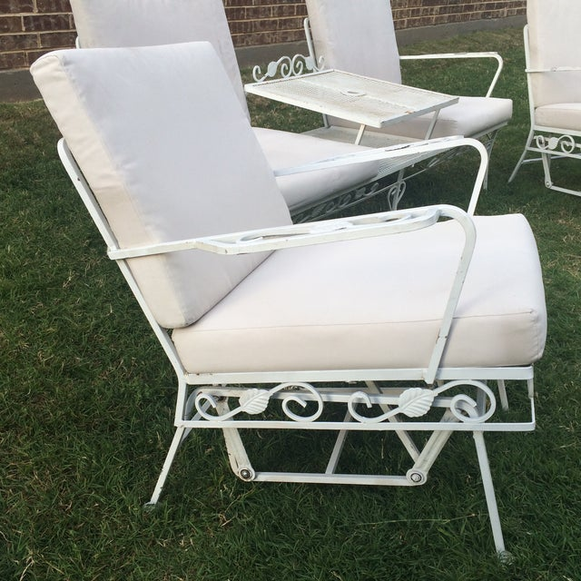Salterini Outdoor Seating - Set of 3 - Image 6 of 11