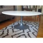 Image of Knoll Eero Saarinen Round Tulip Coffee Table