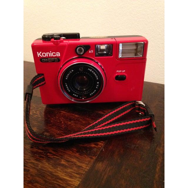 Image of 1981 Konica C35 MM Camera