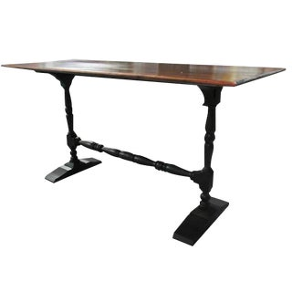 Rustic Farmhouse Sofa Table / Desk