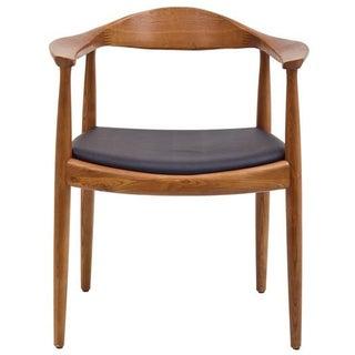 Mid-Century Modern Presidential Armchair