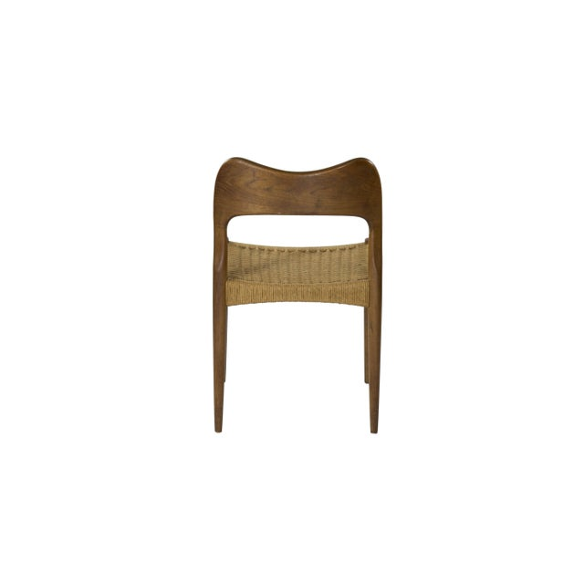 MK Mobler Vintage 1960s Dining Chairs - Set of 6 - Image 4 of 4