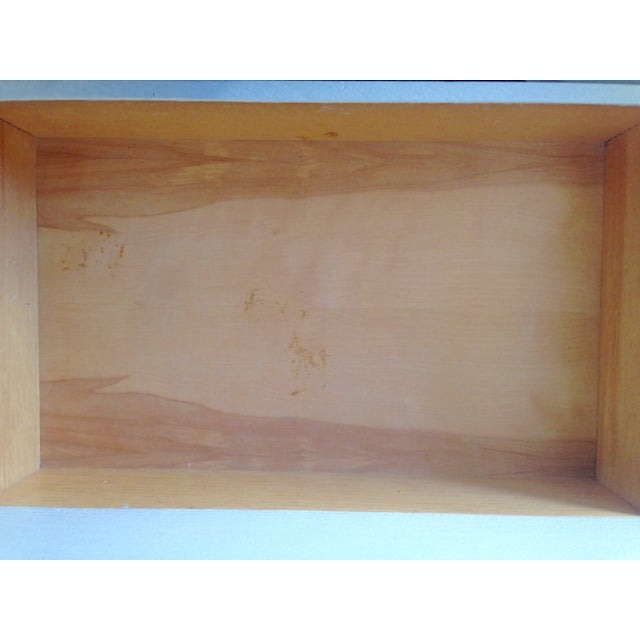 Vintage Modern 6 Drawer Dresser by Kreiss - Image 9 of 11