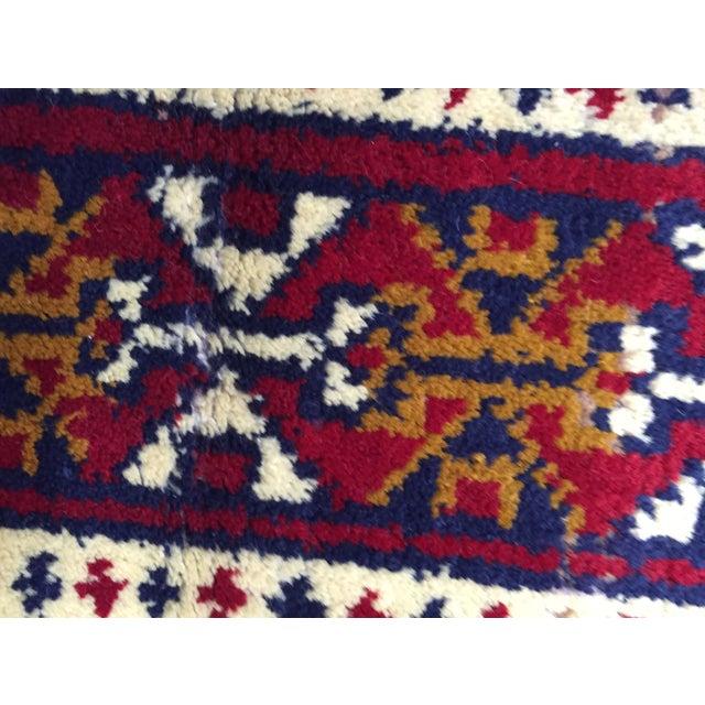 Turkaman Handmade Persian Rug - 1′8″ × 2′11″ - Image 9 of 11