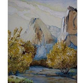 River Scene by Katherine Fox