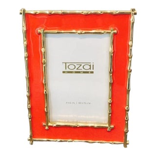 Tozai Home Bamboo Style Frame