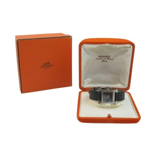 "Hermes ""H Hour"" Ladies Watch"