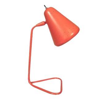 Adjustable Desk Lamp by Kurt Versen, circa 1950