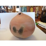 Image of Pink Matte Pottery Vase
