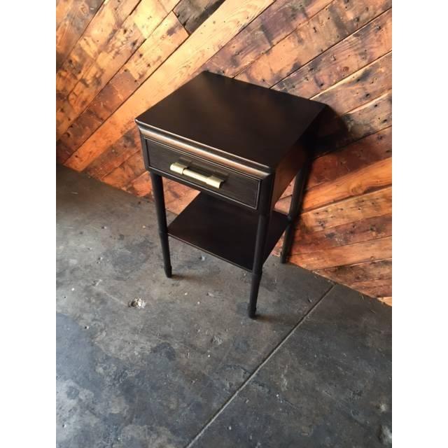 Raymond Loewy Vintage Brown Side Table - Image 4 of 5