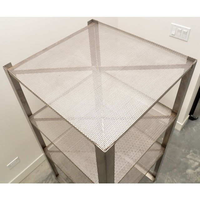 Perforated Steel Shelves - Image 5 of 5