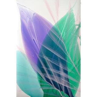 """Tropical Study"" Original Watercolor Painting"