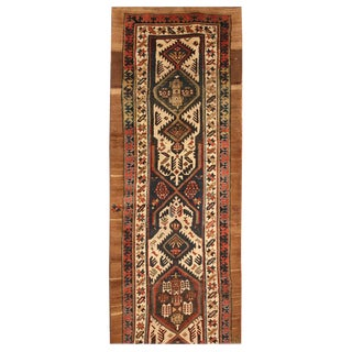 Antique North West Persia Runner