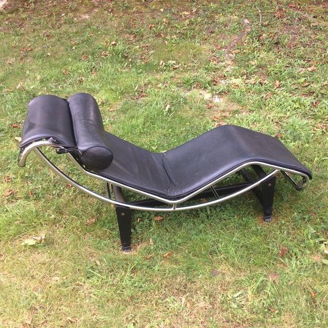 Le Corbusier LC4 Lounge Chair - Image 4 of 6