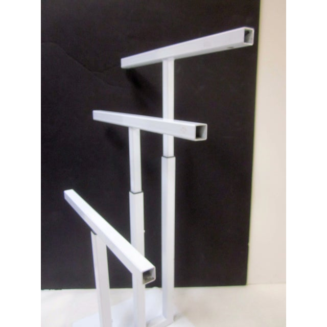 Image of Modernist Countertop Jewelry Display Stand