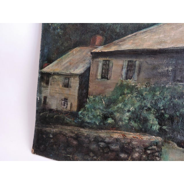 Edith Brandenberg Long Island Painting - Image 4 of 6