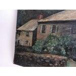 Image of Edith Brandenberg Long Island Painting