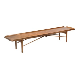 Finn Juhl Bench or Table by Baker