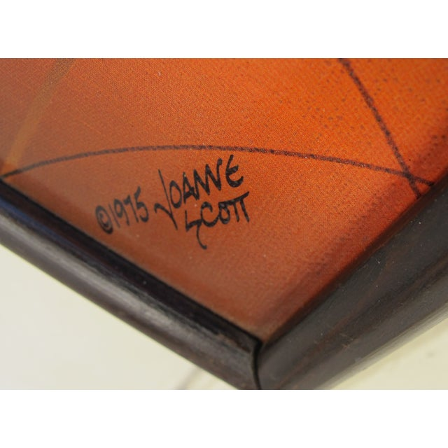 Signed Seriagraphs by Joanne Scott - Set of 3 - Image 5 of 5