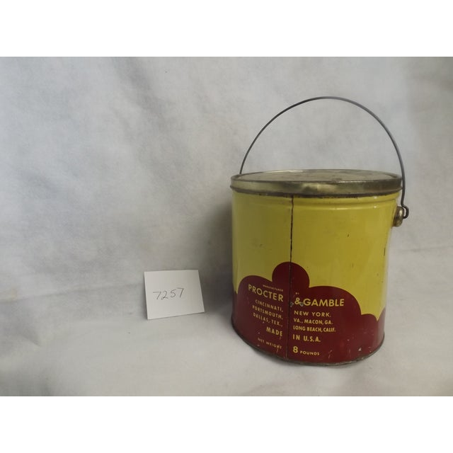 Fluffo Pure Vegetable Shortening Canister - Image 3 of 5
