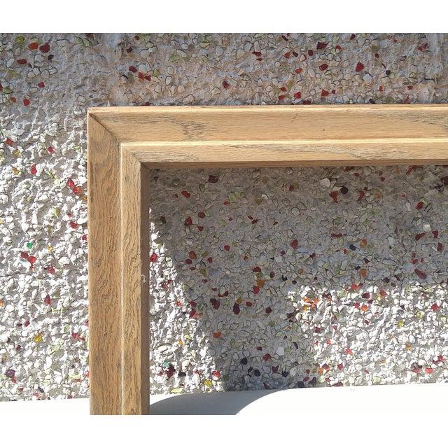 Vintage Oak Picture Frame - Image 3 of 4