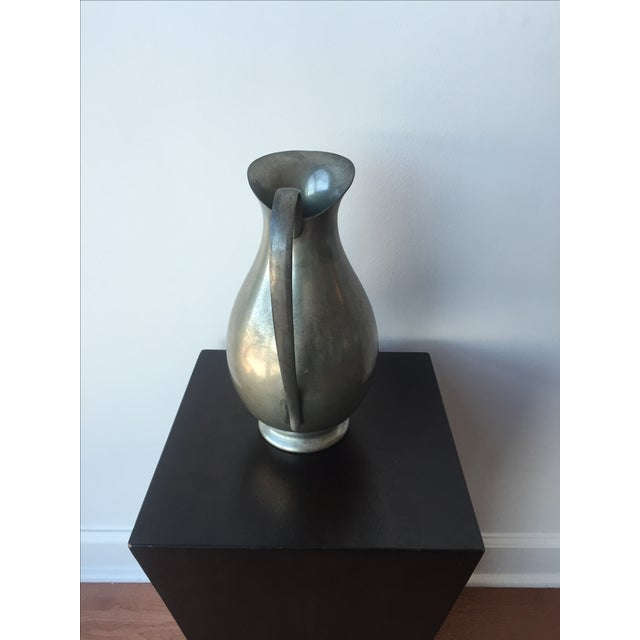 Pewter Pitcher - Image 3 of 10