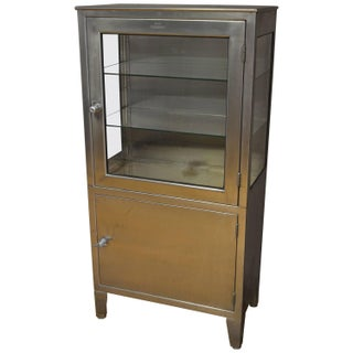 Stainless Steel Dental Lab Cabinet