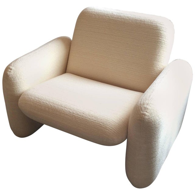 Image of Herman Miller Chiclet Club Chair by Ray Wilkes