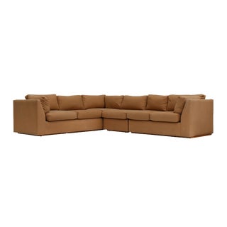 Modern 3-Piece Sectional Sofa