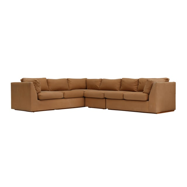 Modern 3-Piece Sectional Sofa - Image 1 of 10