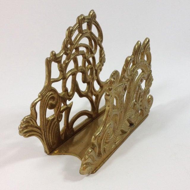 Brass Letter Holder - Image 2 of 5