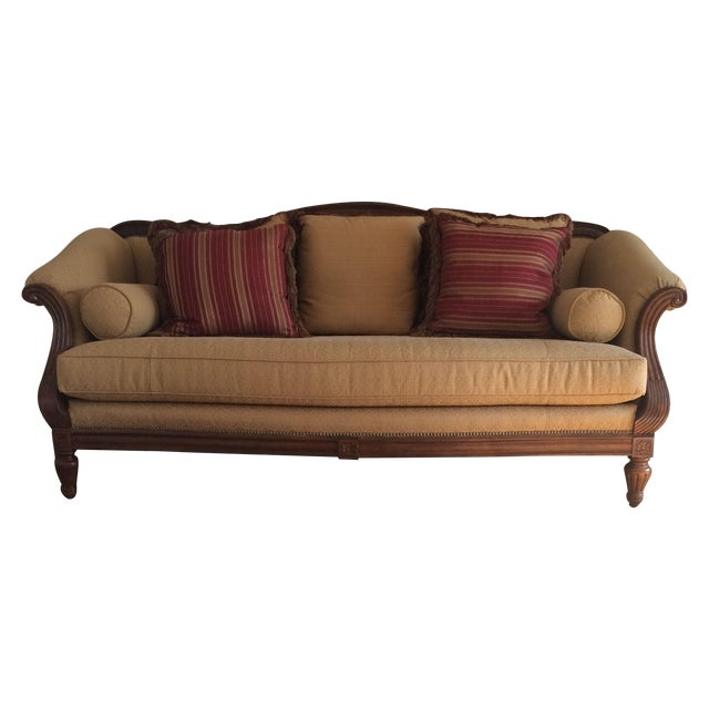 Thomasville Custom Sofa - Image 1 of 7