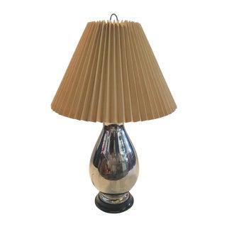 1960s Mixed Metal Marbro Lamp