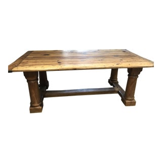 Ralph Lauren Darby Pine Dining Table
