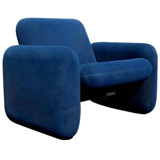 Herman Miller Ray Wilkes Chiclet Lounge Chairs - A Pair