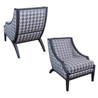 Pair of Thom Filicia Pompey Chairs