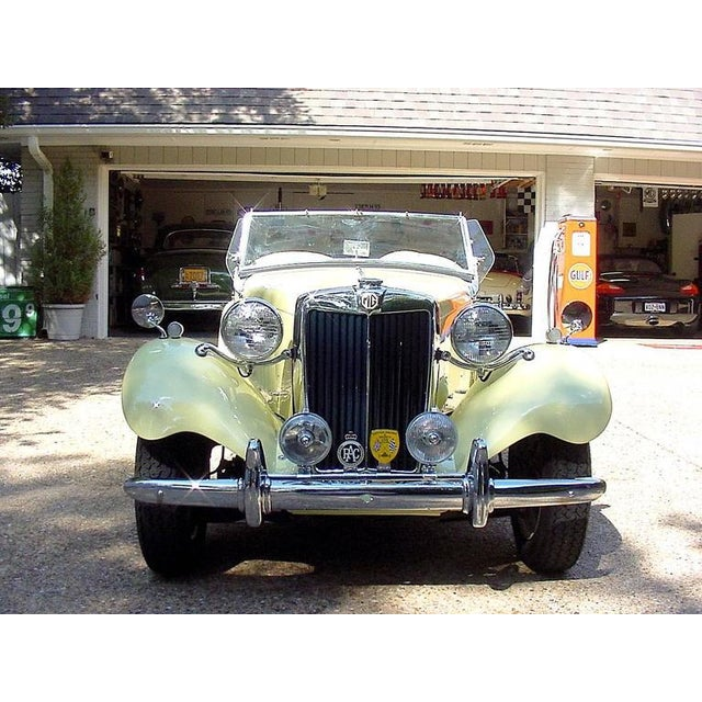 1953 MG-TD2 Fully Restored to Perfection British Sports Car As New. OFFERS. - Image 5 of 10