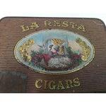 Image of Vintage Tobacco Cigar & Cigarette Tins - Set of 3