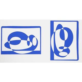 "Josef Albers ""Portfolio 2, Folder 2, Image 2"" Print"