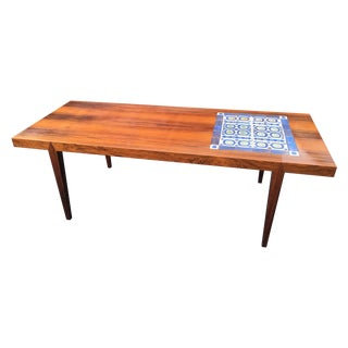 Danish Modern Severin Jr. Hansen Coffee Table