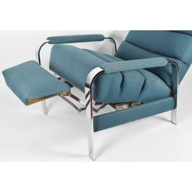 Milo Baughman recliner - Image 4 of 8