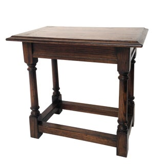 Louis XIII Petit Console Side Table