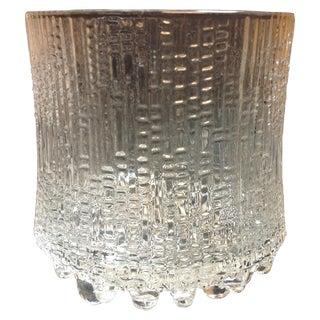 Vintage Tappio Wirkkala Ultima Thule Whisky Glass
