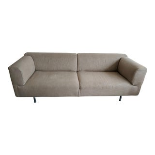 Cassina Met 250 Beige Sofa by Piero Lissoni