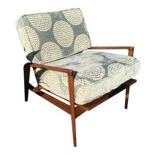 Danish Modern Club Chair