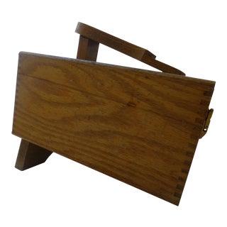 Antique Griffin Shinemaster Shoe Shine Box